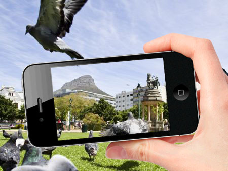 Cape Town Mobile Treasure Hunt