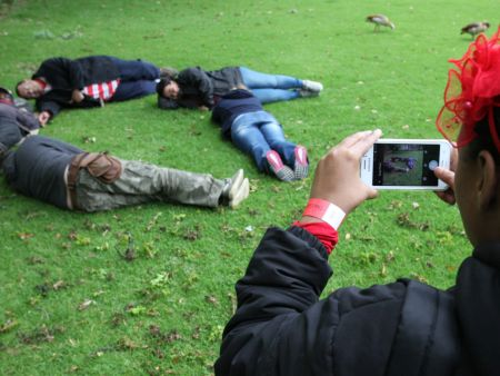 cape Town Mobile Treasure Hunt - Teambuild Cape Town