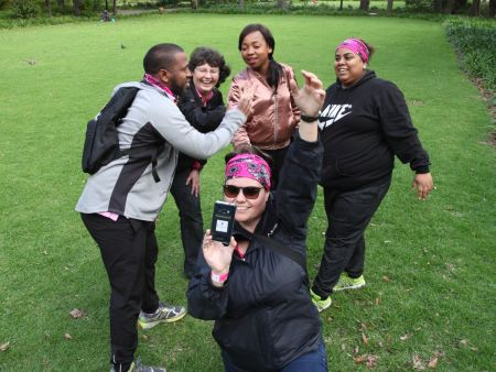 Corporate Teambuilding  - Mobile Treasure Hun Cape Town