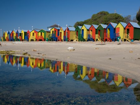 st james beach in cape peninsula
