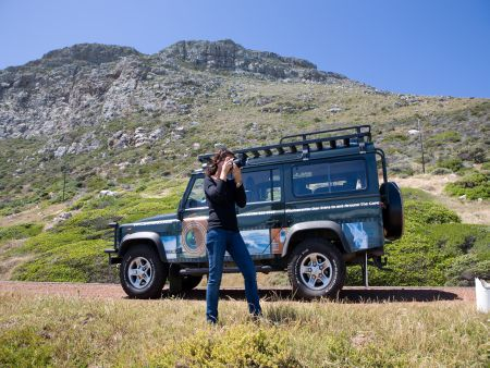 photo tour in cape point nature