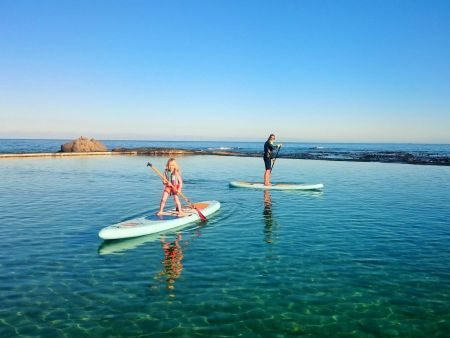 SUP and Hike Tour, Cape Town Day Tours