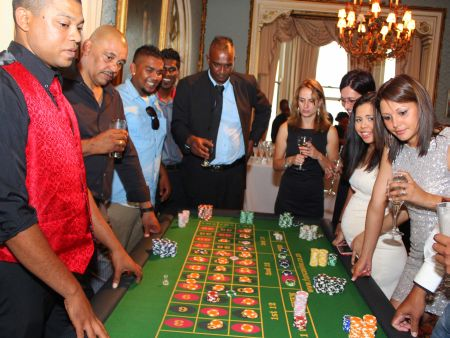 Cape Town Teambuilding, Casino Gaming