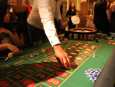 Corporate Teambuilding, Casino Royale Gaming Event