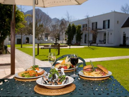 Cape Town Conference Getaways, Winelands, Erinvale