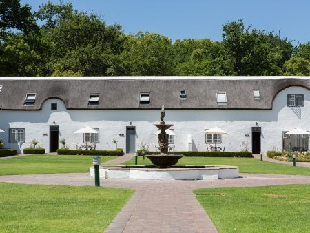Winelands, Erinvale Hotel conference Venue