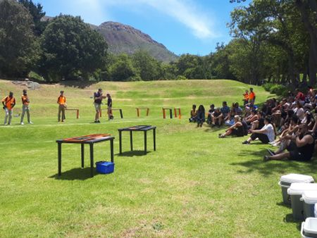 Cape Town Teambuilding Sports Challenge