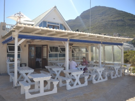 Dunes Beach Restaurant & bar, Hout Bay