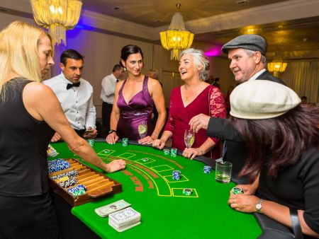 Casino Event & Year end Dinner, Cape Town