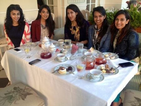 Cape Town Day Tours, High Tea at the Mount Nelson
