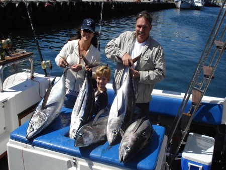 Fishing Charters in Hout Bay