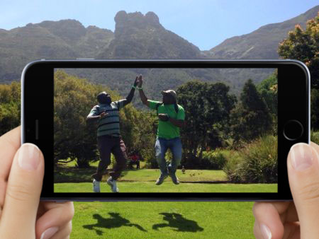Kirstenbosch Mobile Treasure Hunt