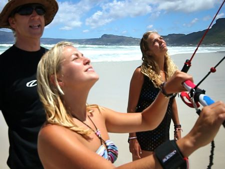 Kite Surfing & SUPing: Surfstore Africa