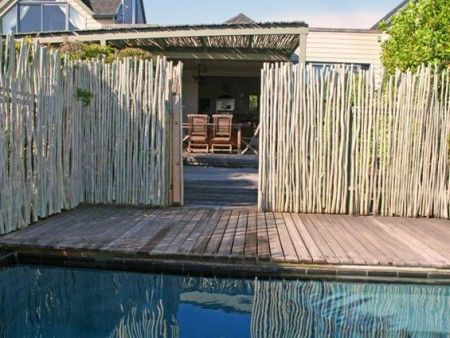 Kleinslangkop Chapmans Peek self catering - swimming po