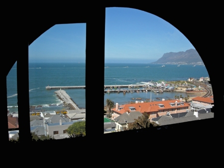 Cape Town accommodation, self catering house Kalk Bay