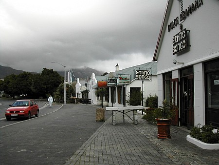 Shopping Hout Bay, Cape Town