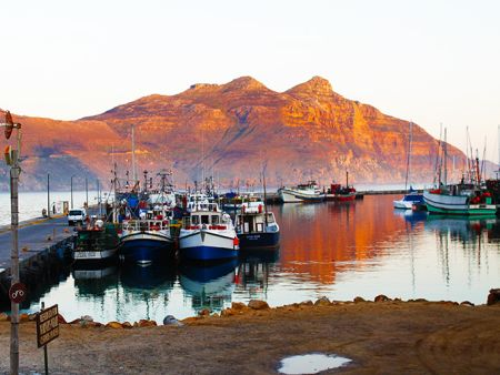 Restaurants in Hout Bay