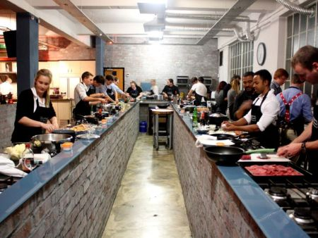 Teambuilding  Cape Town, Masterchef cookoff challenge