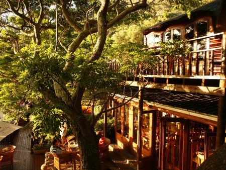 Cape Town Accommodation, Monkey Valley Resort, B&B