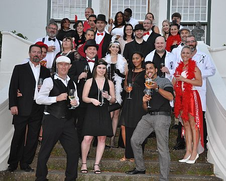 Cape Town Year End Function: Murder Mystery