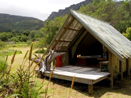 Tented Camp, Hout Bay, Cape Town