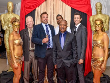 Cape Town Year End functions - Night at the Oscars