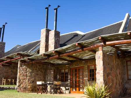 Safari Getaway: Family Cottages