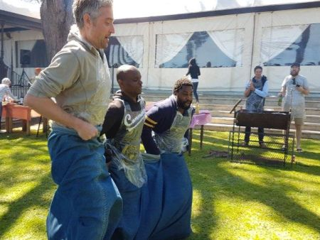 Potjie Challenge - Teambuilding Challenges followed by a Potjiekos