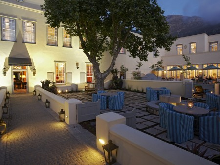 Restaurants in Hout Bay, Cape Town