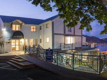 Just Nuisance at Simon's Town Quayside Hotel