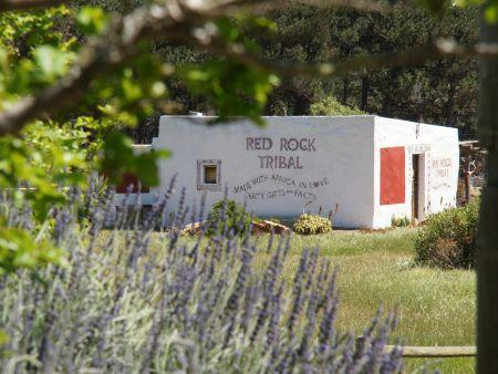 Red Rock Tribal shop, Scarborough, Cape Town