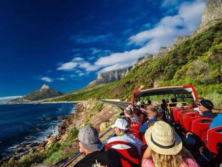 Cape Town Amazing Red Bus Teambuilding Adventure