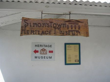 Simon's Town Heritage Museum, Cape Town Museums