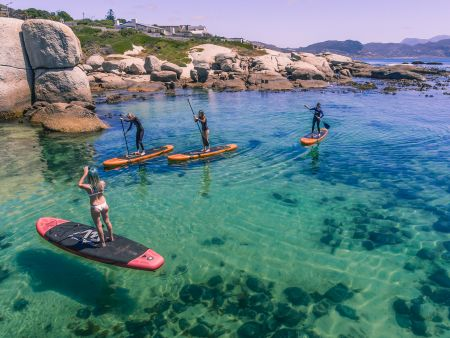 Simonstown Town Stand Up Paddling
