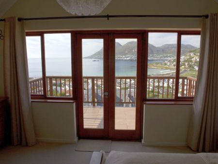 Cape Town holiday rental, self catering Glencairn