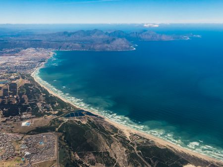 Cape Town Tours, Shark spotting Scenic Flight