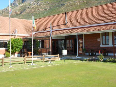 Simon's Town Country Club, Cape town Golf