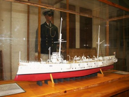 Museums, Cape Town - Simonstown. SA Naval Museum
