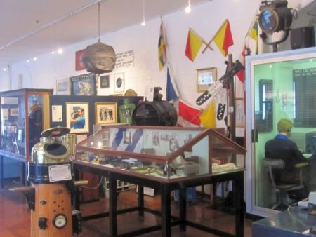 south African naval history and museum, Simons' Town