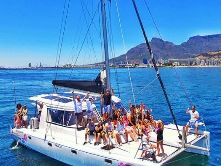Cape Town Year End Functions - summer yacht party