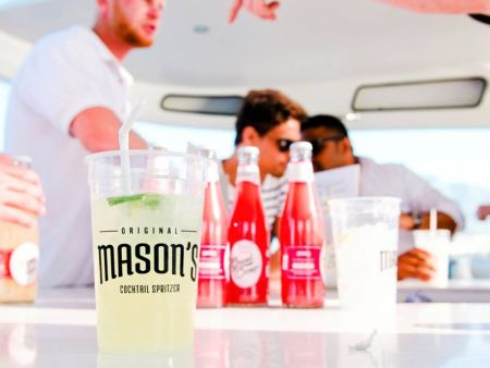 summer yacht party - corporate events Cape Town