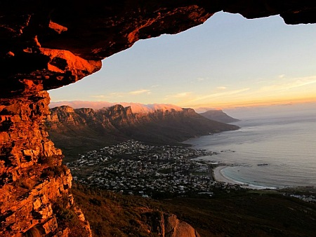 Hiking in Cape Town - Table Mountain Hikes