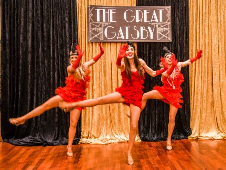 Great Gatsby Year End Function