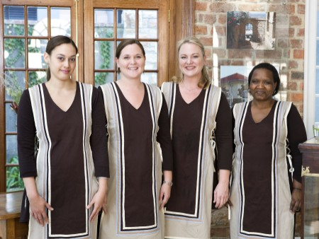 Kalk Bay Luxury Spa- therapists