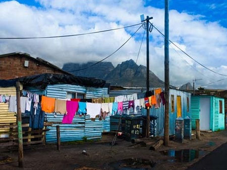 Cape Town, Township Tour,  South Africa