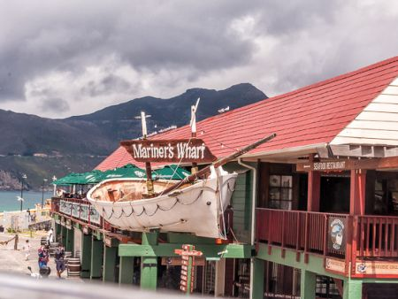 Restaurants Hout Bay