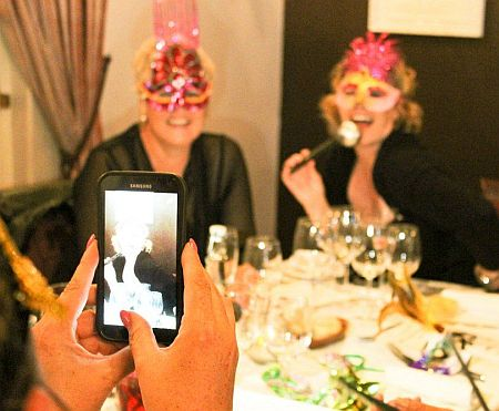 Year End Functions, Cape Town. Winelands Murder Mystery