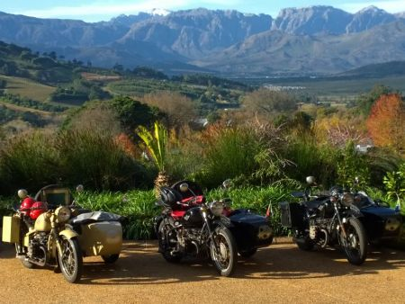 Winelands Tour in Cape Town