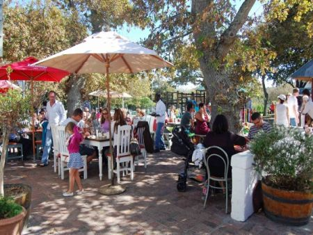 Restaurants in Noordhoek Cape Town