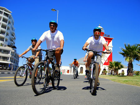Cycle in Cape Town City